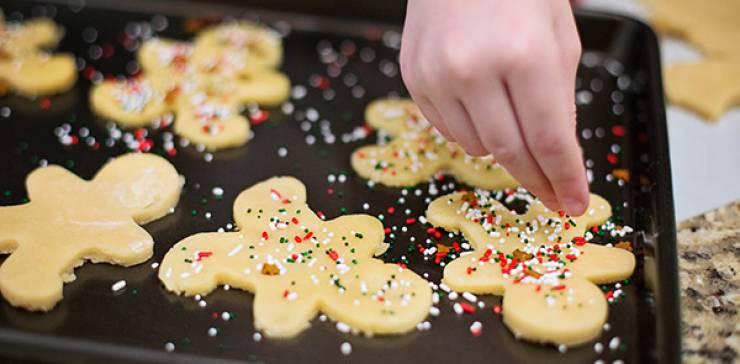 KinderKüche: Weihnachtsbacken