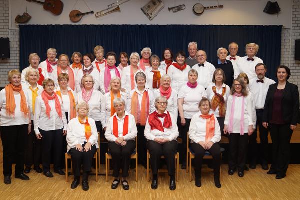Der Chor des Freizeitzentrum Schnelsen sucht neue Sänger/innen…