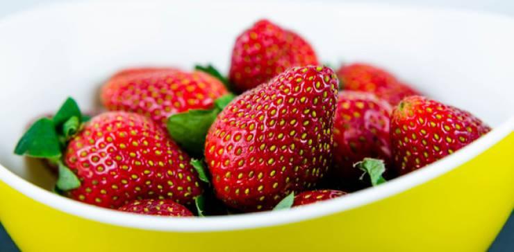 KinderKüche: Erdbeertörtchen