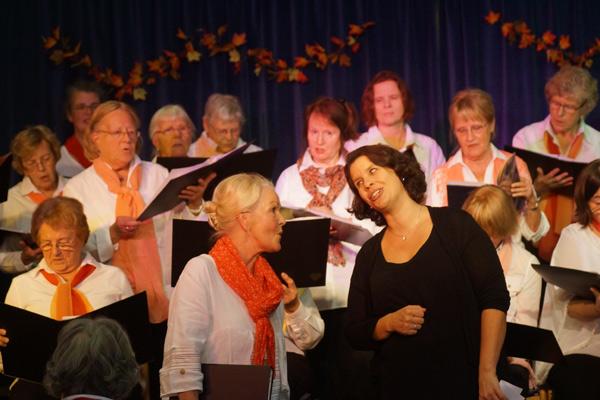 Herbstkonzert der Chorgemeinschaft Schnelsen e.V.