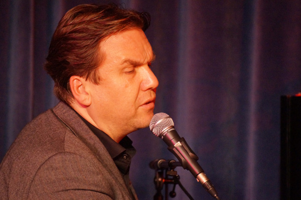 Matthias Brodowy mit seinem neuen Bühnenprogramm