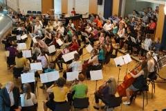 Elbphilharmonie Familienorchester Juni 2019