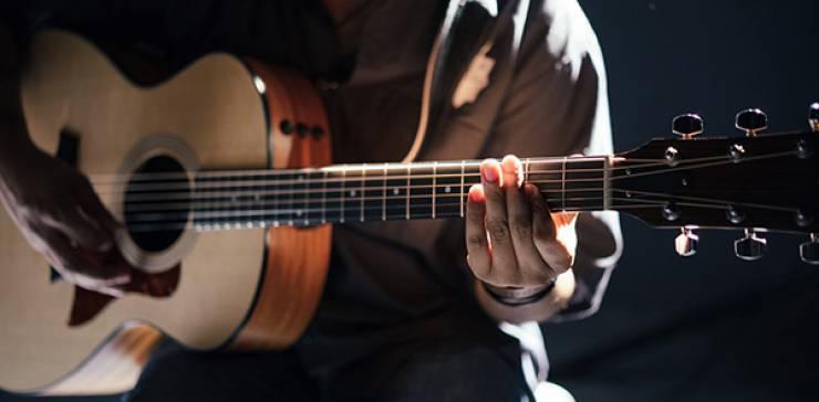 Gitarre für Anfänger mit Vorkenntnissen