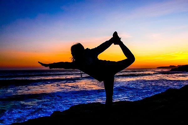 Pilates trifft Yoga