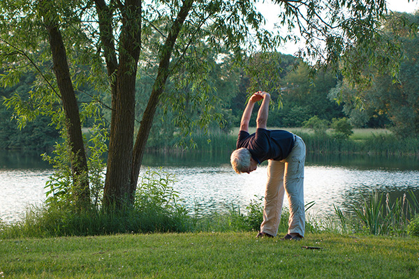 Rückengymnastik