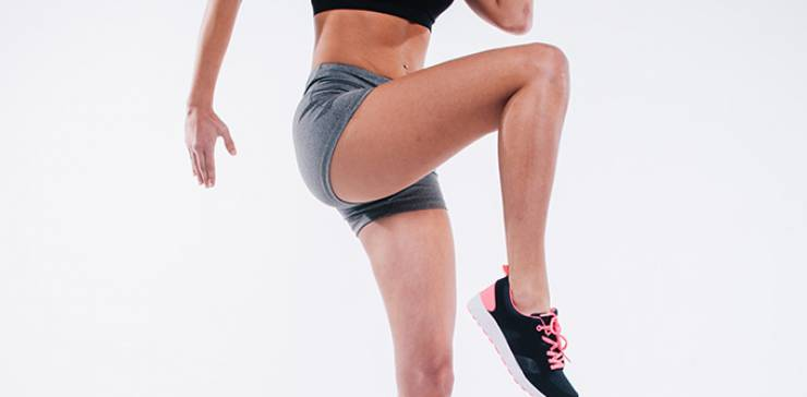 Bauch Beine Po