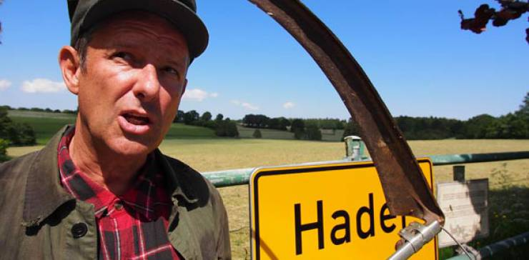 Bauer Hader – Nu ist Sense