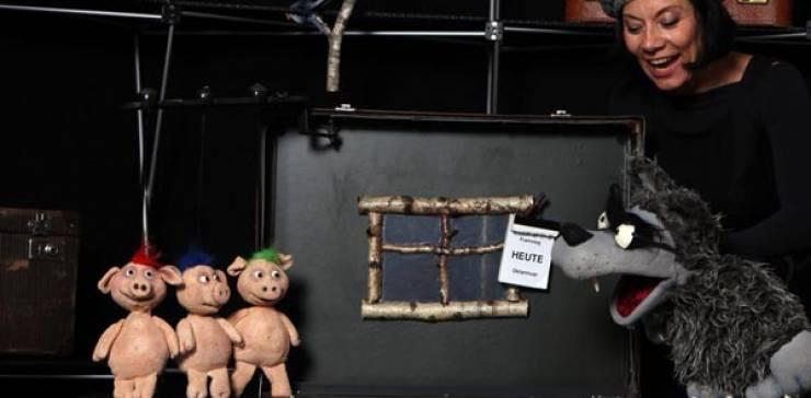 Moving Puppets – Ich bin der Stärkste im ganzen Land
