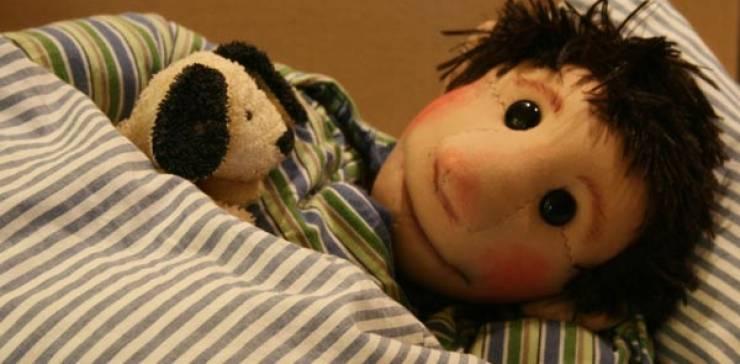 Kindertheater Tandera – BETTMÄN kann nicht schlafen