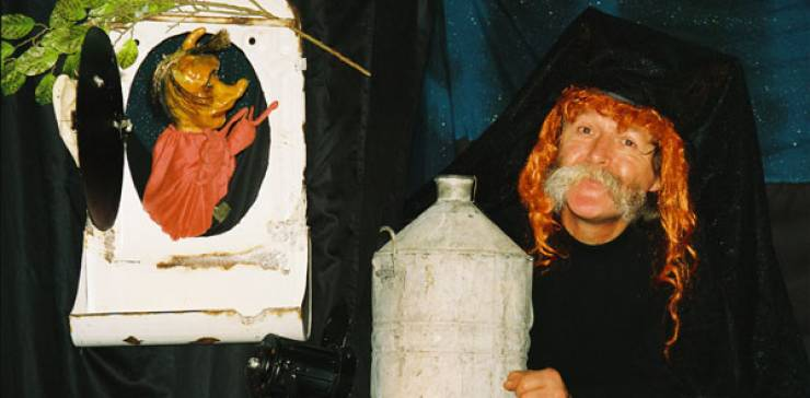 Uli Schlott: Der Teufel mit den drei goldenen Haaren