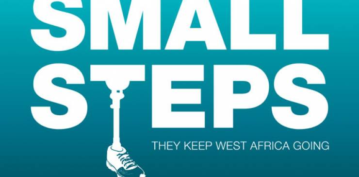 SMALL STEPS – They keep West Africa going