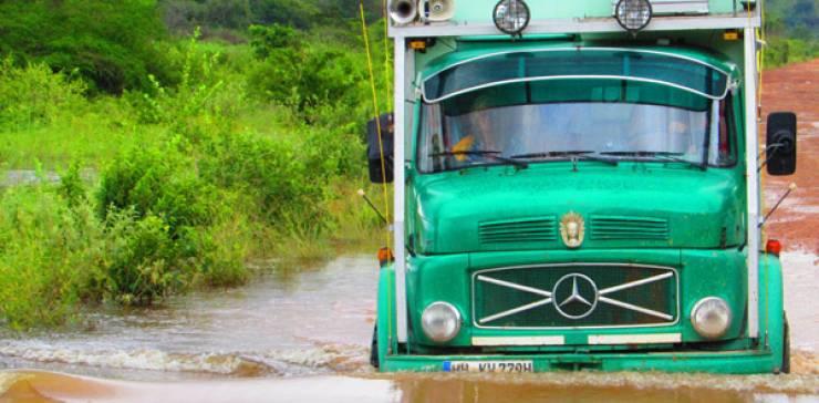 Faszination – Amazonien und die Guyanas