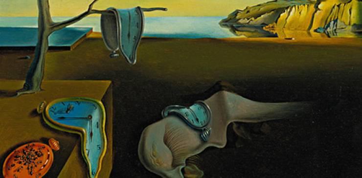 Kunst + Kaffee + Kuchen  –  Veronika Kranich – Salvador Dali
