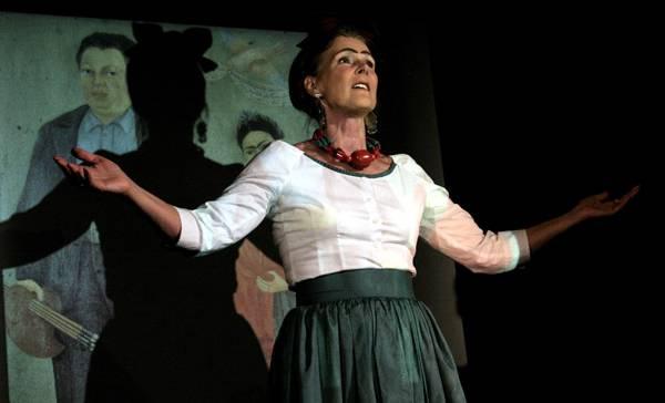 Theater: Frida Kahlo