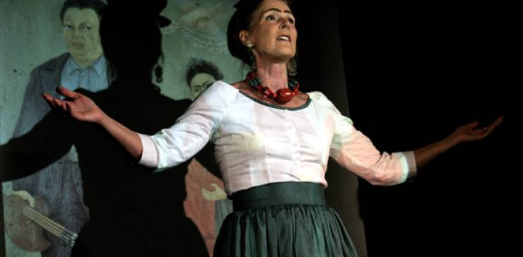 Theater: Frida Kahlo