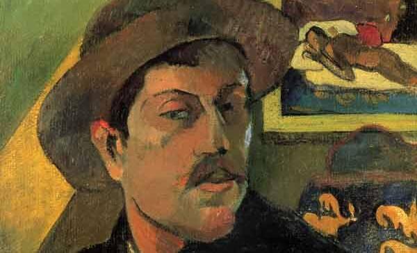 Kunst + Kaffee + Kuchen  –  Veronika Kranich – Paul Gauguin