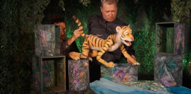 Theater con cuore –  TIGERWILD!