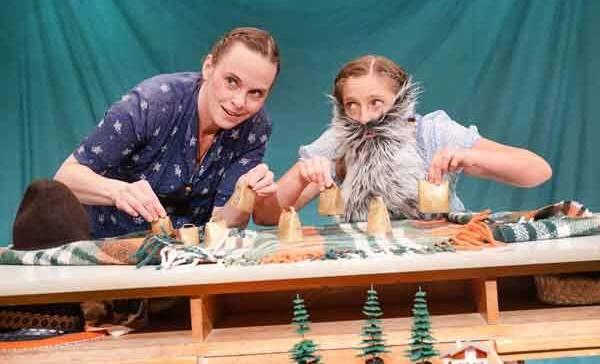 Kindertheater Kirschkern & COMPES: Heidi