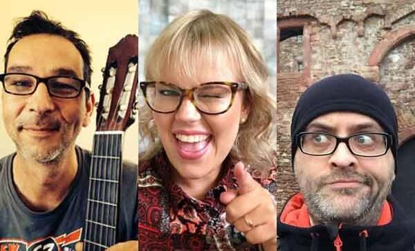 Verschoben – Stand-Up Comedy- Das kommt mir komisch vor