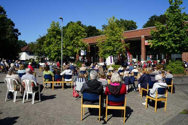 Sommerkirche Schnelsen – Hoffnungswege
